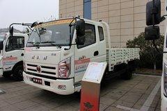 奥驰 V3系列 102马力 3.8米排半栏板轻卡(FD1040W10K) 卡车图片
