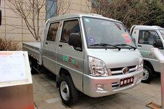 飞碟奥驰 M1系列 1.3L 88马力 汽油/CNG 2.7米双排栏板微卡(FD1037R13Q5-S1)