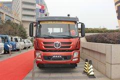 飞碟奥驰 D6系列 170马力 6X2 6.8米排半栏载货车