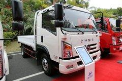 四川现代 瑞宇 130马力 3.8米排半栏板轻卡 卡车图片