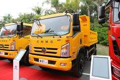 四川现代 瑞宇轻卡 140马力 4.3米自卸车 卡车图片