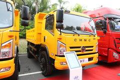 四川现代 瑞宇轻卡 160马力 4.5米自卸车 卡车图片