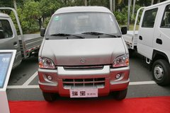 四川现代 瑞宝 1.3L 87马力 汽油 2.6米双排栏板微卡(双后胎)(CNJ1030RS30SV) 卡车图片