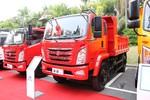 四川现代 瑞越轻卡 130马力 3.9米自卸车(CNJ3120ZFP34M)