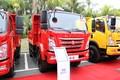 四川现代 瑞越 140马力 4.1米自卸车(CNJ3120ZPB37V)