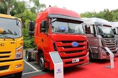 四川现代 致道800W重卡 310马力 4X2牵引车 卡车图片