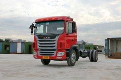 江淮 格尔发A5L中卡 160马力 4X2 6.2米载货车底盘(HFC1161P3K1A47S3V)图片