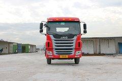 江淮 格尔发A5L中卡 180马力 4X2 5300轴载货车底盘(HFC1162K1R1ZF) 卡车图片
