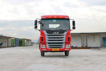 江淮 格尔发A5L中卡 160马力 4X2 6.77米排半仓栅式载货车(8档)(HFC5161CCYP3K1A50S3V)
