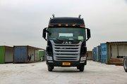 江淮 格尔发A5W重卡 350马力 8X4 9.35米栏板载货车底盘(超高顶)(HFC1311P12K5H45S3V)