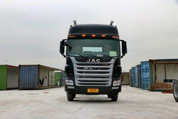江淮 格尔发A5WIII重卡 400马力 8X4 9.5米仓栅式载货车(HFC5311CCYP1K2H45S3V)