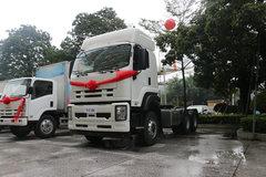 庆铃 VC46准重卡 350马力 6X4牵引车(QL4252UKCZ) 卡车图片