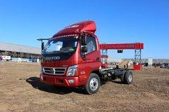 福田 奥铃TX 科技版 110马力 3360轴单排轻卡底盘(BJ1049V9JD6-AA) 卡车图片