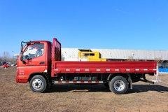 福田 奥铃CTX 科技版 118马力 4.2米单排栏板轻卡(BJ1049V9JD6-FE) 卡车图片