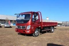 福田 奥铃CTX 科技版 118马力 4.23米单排栏板轻卡(国V)(BJ1049V9JEA-FE) 卡车图片