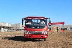 福田 奥铃CTX 科技版 118马力 3.735米排半厢式轻卡(国V)(BJ5049XXY-B1)图片