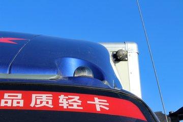 福田 奥铃CTX 科技版 131马力 4.165米单排厢式轻卡(国五)(BJ5049XXY-B1)图片