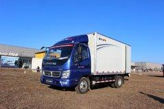 福田 奥铃CTX 科技版 131马力 4.2米单排厢式轻卡(国五)(BJ5049XXY-B1) 卡车图片