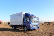 福田 奥铃CTX 科技版 118马力 4.2米单排厢式轻卡(国V)(BJ5049XXY-B1)
