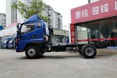 江淮 骏铃V6 160马力 3308轴排半轻卡底盘(HFC1043P91K6C2)