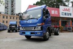 江淮 骏铃V6 160马力 3308轴排半轻卡底盘(HFC1043P91K6C2) 卡车图片