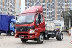 福田 欧马可1系 118马力 3360轴距单排轻卡底盘(液刹)(BJ1049V9JD6-F2) 卡车图片