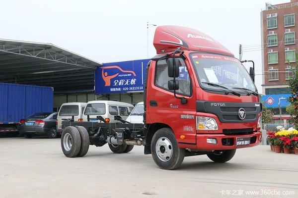 欧马可1系载货车限时促销中 优惠0.6万