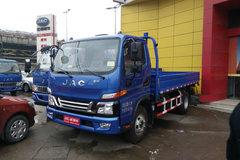 江淮 骏铃V6 143马力 4.2米单排栏板轻卡(HFC1043P91K6C2) 卡车图片