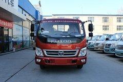 福田 奥铃CTX 科技版 131马力 3.8米排半栏板轻卡(BJ1049V9JD6-A1)