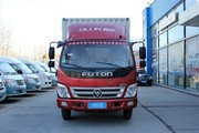 福田 奥铃TX 科技版 110马力 4.165米单排厢式轻卡(液刹)(BJ5079XXY-A5)
