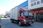 福田 奥铃TX 价值版 110马力 4.165米单排厢式轻卡(液刹)(BJ5049XXY-GA)