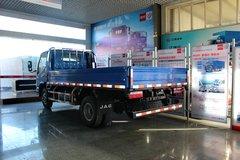 江淮 骏铃E6 130马力 4.18米单排栏板轻卡(国五)(HFC1043P91K1C2V)
