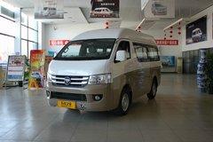福田商务车 风景G7 新快捷60 舒适版 129马力 高顶封闭厢式货车