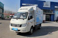 福田 欧马可BEV纯电动 95马力 3.34米单排厢式轻卡(BJ5036XXYEV1) 卡车图片