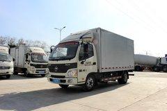 福田 欧马可BEV纯电动 82马力 4.165米单排厢式轻卡(BJ5041XXYEV) 卡车图片