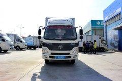 福田 欧马可BEV纯电动 82马力 4.2米单排厢式轻卡(BJ5041XXYEV)