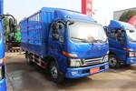 江淮 骏铃V6 156马力 4.18米单排仓栅式轻卡(HFC5043CCYP91K1C2V)图片