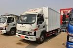 江淮 骏铃V6 143马力 4.2米单排厢式轻卡(HFC5043XXYP91K6C2)