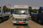江淮 骏铃V6 130马力 4.2米单排厢式轻卡(HFC5043XXYP91K1C2V)
