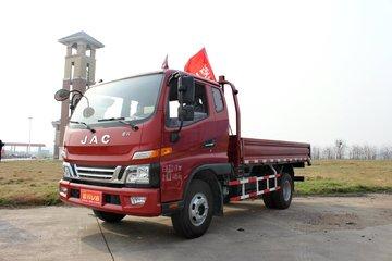 江淮 骏铃V6 120马力 3.85米排半轻卡(HFC1041P93K1C2V)