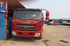 唐骏欧铃 T6系列 140马力 4X2 6.6米自卸车(ZB3161UPG9F) 卡车图片