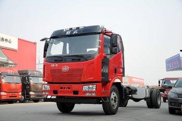 一汽解放 J6L中卡 164马力 4X2载货车底盘(CA1160P62K1L4E4)