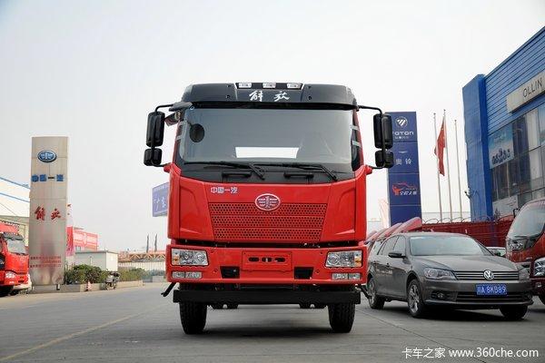 一汽解放 J6L中卡 复合型 180马力 6.8米栏板载货车(CA1160P62K1L4A1E5)