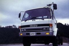 五十铃 E系列重卡 315马力 4X2 牵引车(型号EXR81) 卡车图片