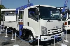 五十铃 FRR重卡 185马力 4X2 栏板载货车(FRR33)