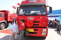 解放 奥威(J5P)重卡 350马力 6X2 牵引车(CA4252P21K2T3E) 卡车图片