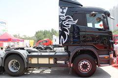 斯堪尼亚 G系列重卡 380马力 6X4 牵引车 卡车图片