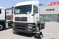 曼(MAN) TGA系列重卡 390马力 4X2 牵引车(型号:19.390) 卡车图片