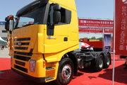 红岩 杰狮重卡 340马力 6X4 牵引车(轻量化)(CQ4254HTVG324C)