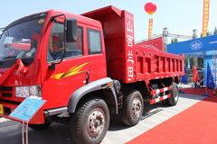解放 骏威(J5K)中卡 220马力 6X2 6.2米自卸车 (CA3208P9K2T3E)